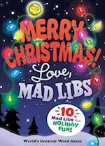 Merry Christmas! Love, Mad Libs af Mad Libs