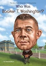 Who Was Booker T. Washington? (Who Was...?)