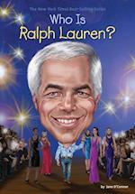 Who Is Ralph Lauren? (Who Was...?)