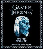 Game of Thrones Mask White Walker