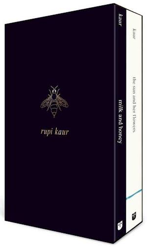 Rupi Kaur Boxed Set (PB)  – Milk and Honey & The Sun and her Flowers - C-format