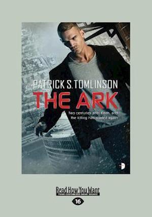 Bog, hæftet The Ark (Large Print 16pt) af Patrick S Tomlinson