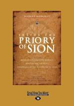 Inside the Priory of Sion: Revelations from the World's Most Secret Society - Guardians of the Bloodline of Jesus (Large Print 16pt) af Robert Howells