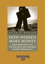 How Women Make Money