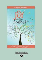 Joy for All Seasons (Large Print 16pt) af Carol Burton Mcleod