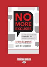 No More Excuses af Sam Silverstein