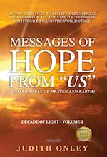 Messages of HOPE from