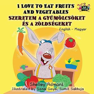 Bog, paperback I Love to Eat Fruits and Vegetables af S. a. Publishing, Shelley Admont