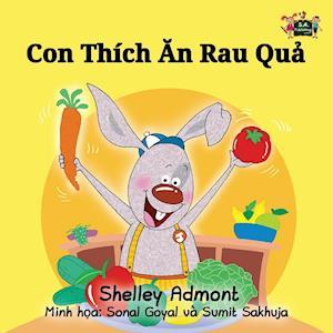 Bog, paperback I Love to Eat Fruits and Vegetables af Shelley Admont, S. a. Publishing