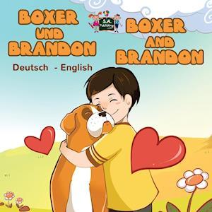 Bog, paperback Boxer Und Brandon Boxer and Brandon af S. a. Publishing