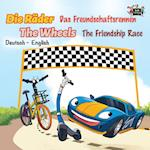 The Friendship Race (German English Bilingual Collection)