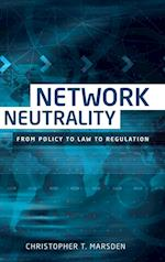 Network Neutrality af Christopher T. Marsden