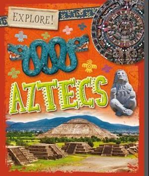 Bog, hardback Aztecs af Izzi Howell