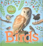 My First Book of Nature: Birds