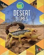 Deserts (Earths Natural Biomes, nr. 2)