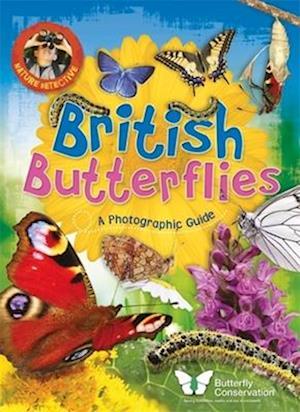 Bog, hardback British Butterflies af Victoria Munson