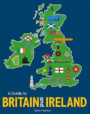Bog, hardback A Guide to Britain and Ireland af Kevin Pettman