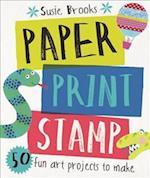 Paper Print Stamp