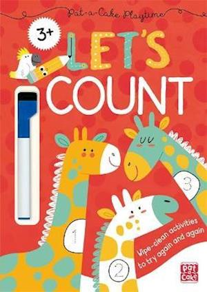 Pat-a-Cake Playtime: Let's Count!