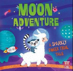 Finger Trail Tales: Moon Adventure