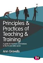 Principles and Practices of Teaching and Training (Further Education and Skills)