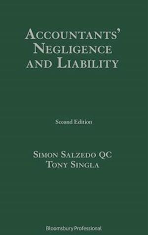 Accountants' Negligence and Liability