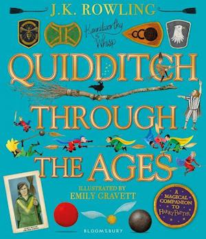 Quidditch Through the Ages - Illustrated Edition (HB)
