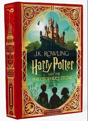 Harry Potter and the Philosopher's Stone: MinaLima Edition (HB) - (1) Harry Potter