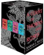 Court of Thorns and Roses Box Set, A (PB) - B-format