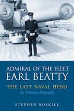 Admiral of the Fleet Earl Beatty