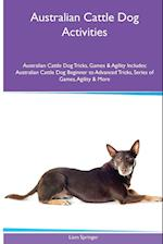 Australian Cattle Dog Activities Australian Cattle Dog Tricks, Games & Agility. Includes: Australian Cattle Dog Beginner to Advanced Tricks, Series o af Liam Springer