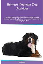 Bernese Mountain Dog Activities Bernese Mountain Dog Tricks, Games & Agility. Includes: Bernese Mountain Dog Beginner to Advanced Tricks, Series of G af Joe Gibson