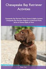 Chesapeake Bay Retriever Activities Chesapeake Bay Retriever Tricks, Games & Agility. Includes: Chesapeake Bay Retriever Beginner to Advanced Tricks,