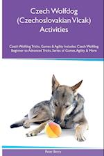 Czech Wolfdog (Czechoslovakian Vlcak) Activities Czech Wolfdog Tricks, Games & Agility. Includes: Czech Wolfdog Beginner to Advanced Tricks, Series of