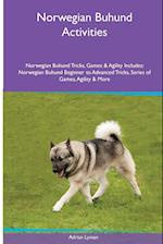 Norwegian Buhund Activities Norwegian Buhund Tricks, Games & Agility. Includes af Adrian Lyman