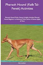 Pharaoh Hound (Kelb Tal-Fenek) Activities Pharaoh Hound Tricks, Games & Agility. Includes: Pharaoh Hound Beginner to Advanced Tricks, Series of Games,