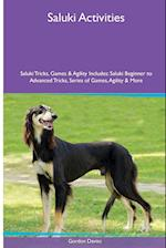 Saluki Activities Saluki Tricks, Games & Agility. Includes: Saluki Beginner to Advanced Tricks, Series of Games, Agility and More