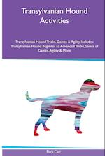 Transylvanian Hound Activities Transylvanian Hound Tricks, Games & Agility. Includes: Transylvanian Hound Beginner to Advanced Tricks, Series of Game af Piers Carr