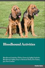 Bloodhound Activities Bloodhound Activities (Tricks, Games & Agility) Includes af Charles Quinn