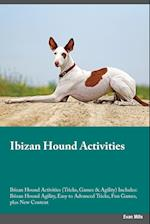 Ibizan Hound Activities Ibizan Hound Activities (Tricks, Games & Agility) Includes: Ibizan Hound Agility, Easy to Advanced Tricks, Fun Games, plus New af Blake Clark