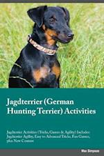 Jagdterrier German Hunting Terrier Activities Jagdterrier Activities (Tricks, Games & Agility) Includes: Jagdterrier Agility, Easy to Advanced Tricks, af Christopher Stewart