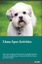 Lhasa Apso Activities Lhasa Apso Activities (Tricks, Games & Agility) Includes af Adrian Lyman