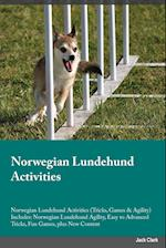 Norwegian Lundehund Activities Norwegian Lundehund Activities (Tricks, Games & Agility) Includes: Norwegian Lundehund Agility, Easy to Advanced Tricks af Carl Slater