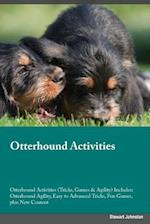 Otterhound Activities Otterhound Activities (Tricks, Games & Agility) Includes af Harry Hart