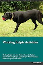 Working Kelpie Training Guide Working Kelpie Training Guide (Tricks, Games & Agility) Includes: Working Kelpie Agility, Easy to Advanced Tricks, Fun G af Leonard Allan