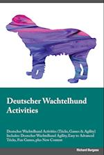 Deutscher Wachtelhund Activities Deutscher Wachtelhund Activities (Tricks, Games & Agility) Includes: Deutscher Wachtelhund Agility, Easy to Advanced af Jake Churchill