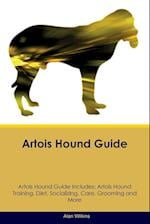 Artois Hound Guide Artois Hound Guide Includes: Artois Hound Training, Diet, Socializing, Care, Grooming, Breeding and More af Alan Wilkins