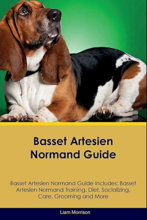 Basset Artesien Normand Guide Basset Artesien Normand Guide Includes: Basset Artesien Normand Training, Diet, Socializing, Care, Grooming, Breeding an
