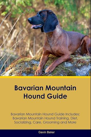 Bavarian Mountain Hound Guide Bavarian Mountain Hound Guide Includes: Bavarian Mountain Hound Training, Diet, Socializing, Care, Grooming, Breeding an