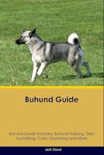 Buhund Guide Buhund Guide Includes: Buhund Training, Diet, Socializing, Care, Grooming, Breeding and More af Jack Dowd